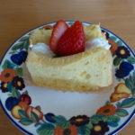 「なかしましほさんレシピ」豆乳シフォンケーキで苺のシフォンサンド