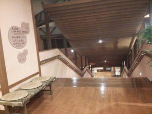 太閤の湯階段