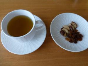 マテ茶ブラジルナッツレーズン