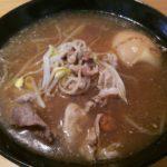 豚骨&鶏ガラで作る「自家製スープ」ラーメン