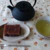 「レシピ」寒天で水ようかんを手作り。