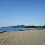関西の海水浴場「琴引浜」は砂浜も海水も美しく無料温泉もありおすすめ♪