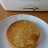 BRUNOホットプレートグランデサイズで「グルテンフリー米粉ホットケーキ」