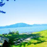 【節約レジャー】琵琶湖「今津浜水泳場」駐車場無料&バーベキュー無料♪