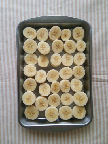 冷凍バナナ