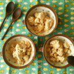 「ココナッツシュガーで甘さ控えめ」子供と一緒に手づくりアイスクリーム